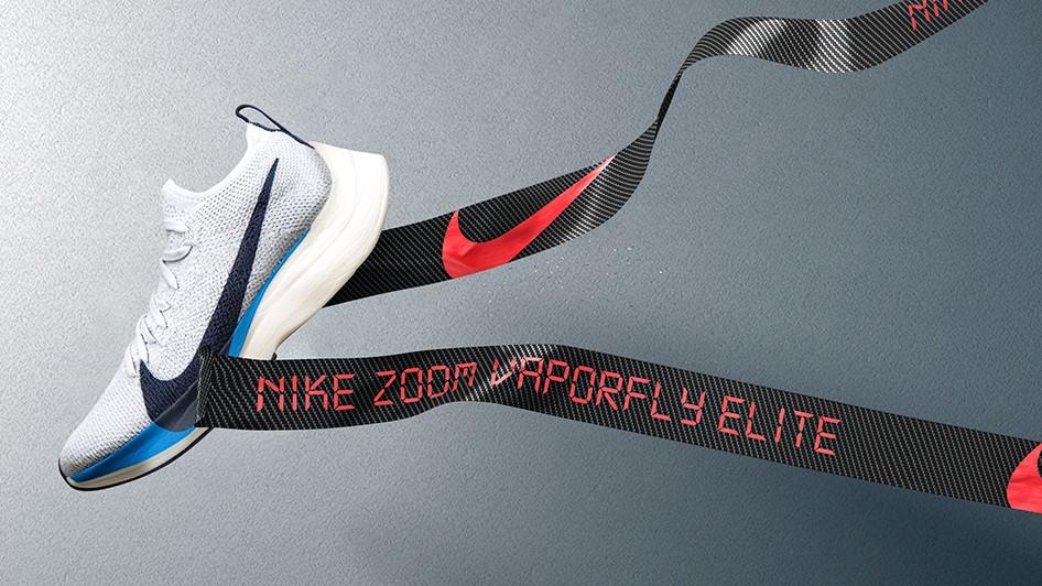 Nike vaporfly elite key